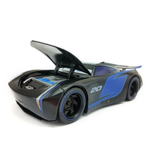 Disney Pixar Cars 3 Big Jackson Storm Metal Diecast Toy Car 1:24 Loose Brand New In Stock & Free Shipping(China)