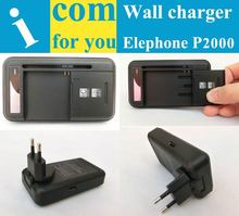 USB Travel Battery Wall charger for Elephone P2000 CUBOT GT89 ZOPO ZP999 ZP520 Doogee DG580 Leagoo Lead 1 K550 Mijue M580(China)