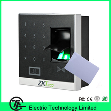 ZK Standalone fingerprint and 13.56MHZ reader access control without software X8S finger print door lock(Hong Kong)