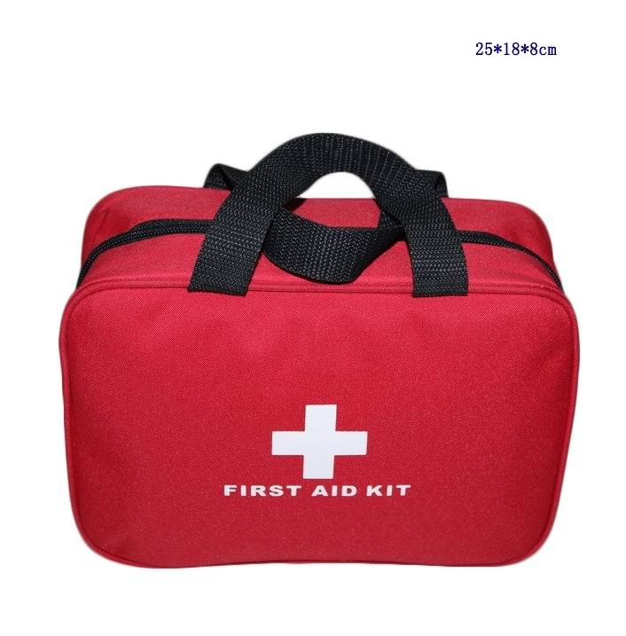 84pcs/Set Safe Outdoor Wilderness Survival Travel First Aid Kit Camping Hiking Medical Emergency Kits Treatment Pack FAK-S09<br><br>Aliexpress
