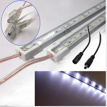 2x 20 Inch Cool White Aluminum Ceiling Boat Marine Yacht Cabin LED Light Strip(China)