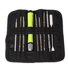 Multifunction 8 in 1 Cellphone Phone Opening Repair Tool Kit DIY Screwdrivers Set Kit Hand Tool For Samsung For iPhone For Ipad
