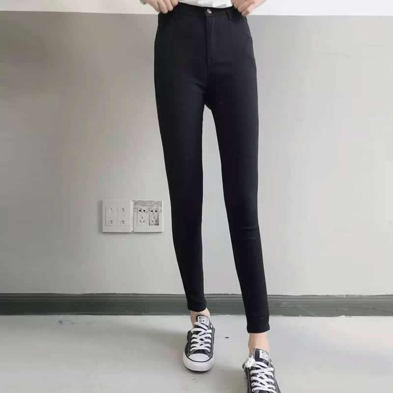 Denim High Waist Women mom jeans Denim Women calcas feminina jeans boyfriend jeans for women bsk velvet spijkerbroek femme bskОдежда и ак�е��уары<br><br><br>Aliexpress