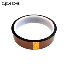 1PCS 20MM X33Meter Heat Resistant Polyimide Tape High Temperature Adhesive Insulation Kapton Tape(China)
