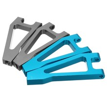 FS Racing 1/10 Metal Upgrad Front Upper Suspension Arm 513006 OP Desert Buggy Truck RC Car Parts(China)