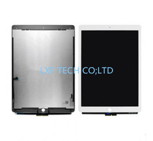 "LCD Screen and Digitizer Assembly White Original For iPad Pro 12.9"" A1584 A1652"