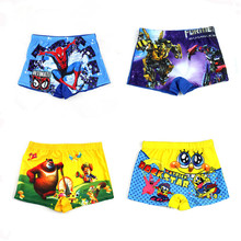 2017 High-quality New Arrival Cartoon Swimsuits Children Boys Bathing Suit Pants Kids Swimwear Trunks for Swim Free Shipping