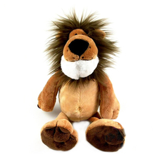 23cm 1pc NICI Toy Genuine Lion Stuffed Doll Plush Toys High Quality Best Gift For Children Free Shipping