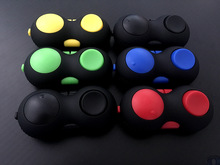Fidget Cube Anti Stress Gift Fidget Pad Hand Puzzles & Magic Pad Decompression Toys With Package For Kids And Adults 10pcs