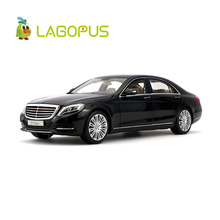 lagopus 1:18 Scale S-class High Simulation Model Car Toys Luxry Metal Diecast Cars Vehicle Model CollectionToys for Children(China)