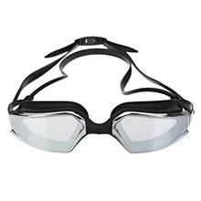 high quality MYSTYLE Professional UV protect swim eyewear Water Resistant Anti-fog Electroplate swimming goggles Glasses