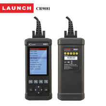Launch CReader 9081 OBD2 Scanner with Oil,EPB,BMS,SAS,DPF,TPMS,ABS bleeding Reset Full OBD diagnostic Functions
