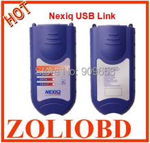 Best Sale on NEXIQ 125032 USB Link + Software Diesel Truck in stock Diagnose Interface And Software With All Installers(4 CDs)