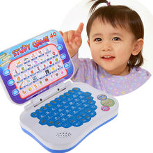 Baby Kids Toys Study Game Intellectual Learning Song Mini PC Machine, kids Christmas Gift, Educational Toys for Children