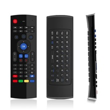 TIKIGOGO MX3 Air Mouse Wireless Mini Keyboard 2.4Ghz For mini pc HTPC Laptop Smart TV For T95 X96 TV Box Remote Control H96PRO(China)