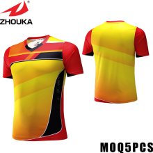 create your own custom football jerseys football shirts online t shirt supplier(China)