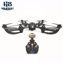 New Arrival YiZhan i4w Mini Drone With 0.3MP WIFI FPV HD Camera RC Flying Quadcopter 2.4G 4CH 6-Axis Gyro Helicopters