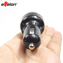 Effelon New Mini Dual USB 2 Ports Car Charger Adaptor For iPhone 4 4S 5 5s 6 6s for iPod Touch