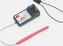 2.4G flysky FS-R6B receiver for T6 Remote control model aircraft model T4B 6 channel Transmitter