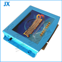 Pandora 520 in 1 box jamma Blue arcade machine box game board games multi game card VGA output for CRT/CGA arcade cabinet