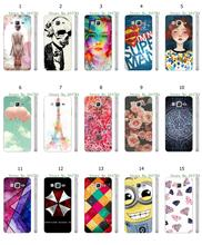 Mobile Phone Case Hot 1pc Ballon Umbrella Hybrid Design Protective White Hard Case For Samsung Galaxy Grand Prime G530 G530H