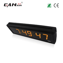 [Ganxin]First-rate China 1.8'' Desk Digital Led Clock Manufacturer