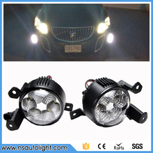 Factory new product auto part led car front fog lamps 18w original fog light replacement for BUICK REGAL for CHEVROLET LOVA(China)