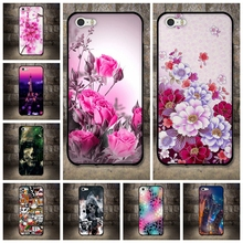 2017 New Phone Cover Cases for Apple iPhone5 5s Luxury Painted Case For iphone 5 5s SE Cell Phone Case for iPhone 5 S 5g Bags(China)