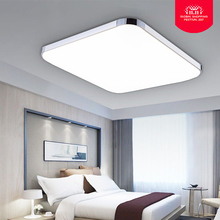 New 12W/16W/24W Crystal Led Ceiling Light for Living Room Lamp Ceiling Lamp Led Lights for Home AC220v(China)