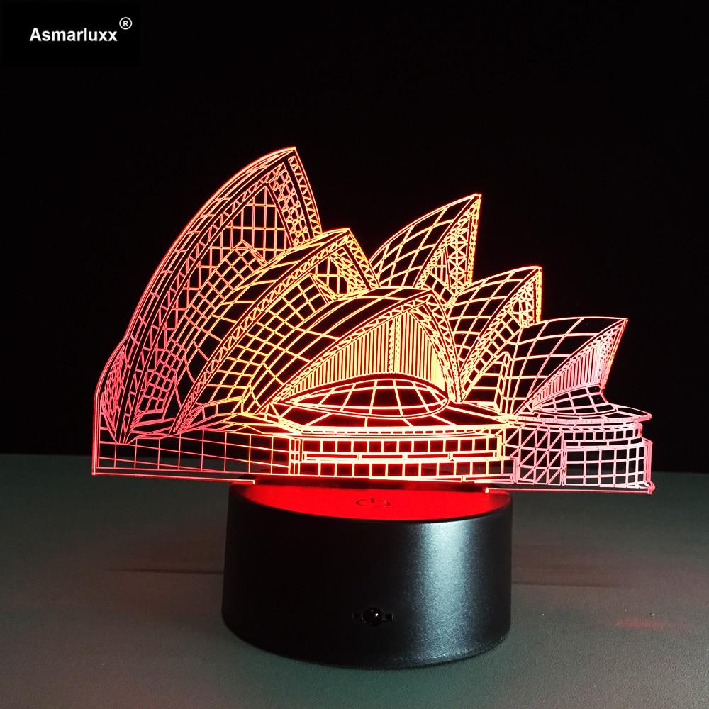 Asmarluxx 3D Night Lamp00505