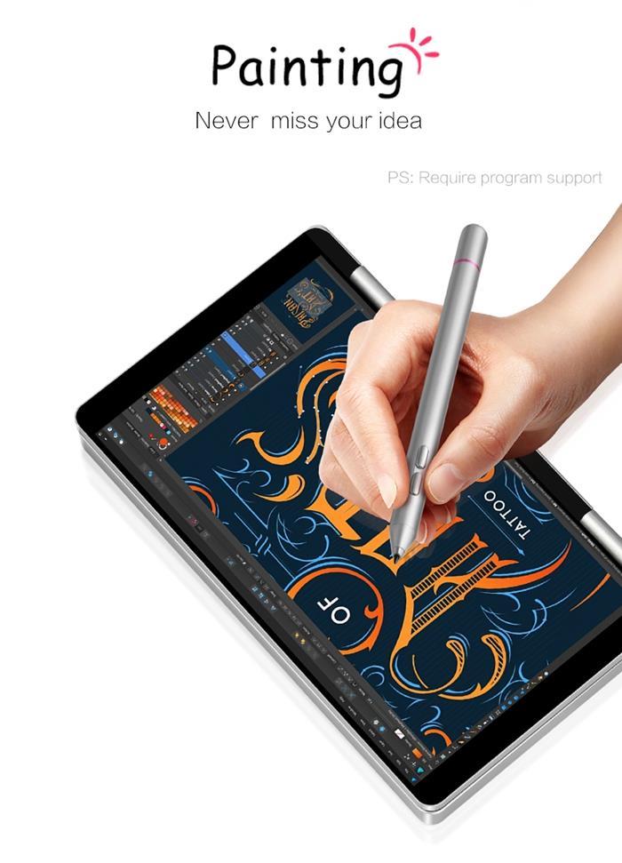 NEW One Netbook One Mix Yoga Pocket Laptop Intel Cherry Trail x5-Z8350 Gamepad Game Player 7inch IPS 1920*1200 Win 10 128GB eMMC