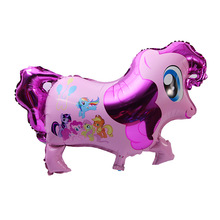 Animals Balloon FLYING Horse Foil Balloons Wedding Decoration Pony Balloon Classic Toys Party Supplies Globos Inflatable Toys