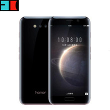 "Original HuaWei Honor Magic Dual Camera 12MP+12MP 4G LTE Perception Mobile Phone Android 6.0 Octa Core 5.09"" 2K 2560*1440PX NFC"