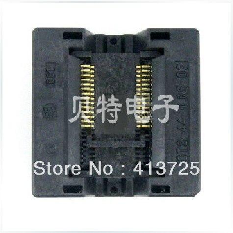 Imports of IC (OTS-28) -0.65-02 block SSOP28 burn test, programming adapters<br>