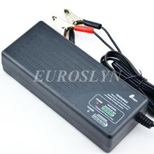48V 1.5A Lead acid battery charger with 5 LEDs to display battery fuel gauge,for SLA,AGM,GEL,VRLA battery, electric bike charger