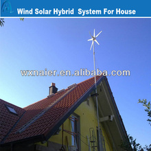 300 watt wind generators for home energy NE-300S made in China