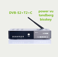 Europe  android Satellite box A8 PLUS DVB Combo 4K H .265 DVB-S2 T2 C(HD) Android  wifi open box power vu tandberg