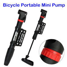 BETO 004 Whirling Bike Cylinder Pump Mini Portable Cycling Bicycle Tire Inflator Air Ball Pump Presta Schrader Valve Skidproof
