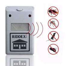 New Riddex Plus Pest Repellent Repelling Aid for Rodents Roaches Ants Spiders EU 2017