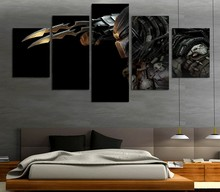 Paintings Wall Pictures For Living Room High Quality No Frame Hd Truck Front Painting On Canvas Room Decoration Print Picture