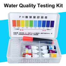 Water Quality Test Kit kit for water quality testing measuring pH Chlorine Mineral ions etc.(China)