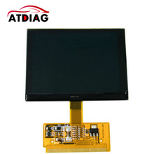 Free Shipping with the newest VDO LCD Display for Au-di A3 A4 A6 for VW with High Quality(China)
