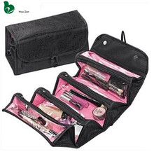 Handbag Organizer Travel Necessaire Women Neceser Cosmetic Bag Hanging Toiletries Vanity Case Make Up Makeup Box Suitcase Pouch