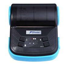 Portable 80mm Bluetooth 2.0 Android Mobile Phone Thermal Receipt  Printer  for Supermarket Restaurant POS Printer EU /US plug