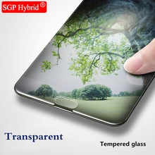 Tempered Glass Screen Protector for Huawei p10 p10 lite p10 plus 2.5D 0.3mm 9H Anti-knock Easy Install Protective Film Case(China)
