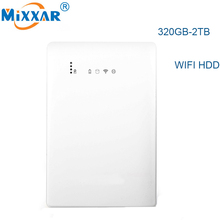 ZK20 WIFI HDD 2TB 1tb SATA USB3.0 HDD External Hard Drive Wireless Router Power Bank Wifi Repeater For Tablet PC Mobile Phone