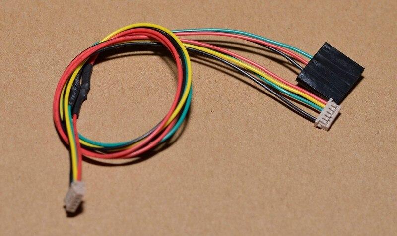 20cm RC Connector APM 2.5 APM 2.6 3DR Telemetry OSD Y-shape Connection Cable<br><br>Aliexpress