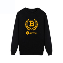 Buy Bitcoin Capless hoodies men sweatshirt Fashion Funny Autumn mens hoodies sweatshirt Virtual currency Clothes for $12.99 in AliExpress store