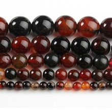New Arrivals Chunky Natural Dream Stone Round Loose Spacer Beads 4/6/8/10/12MM For DIY Bracelets & Necklaces