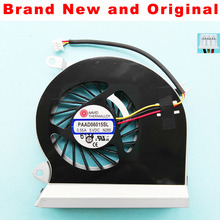 New and Original CPU fan for MSI GE70  laptop CPU cooling fan cooler PAAD0615SL N285 3pin 0.55A 5VDC N285